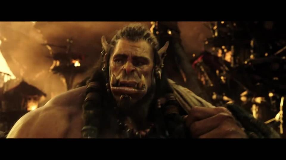 VIDEO: Warcraft a Orgrim