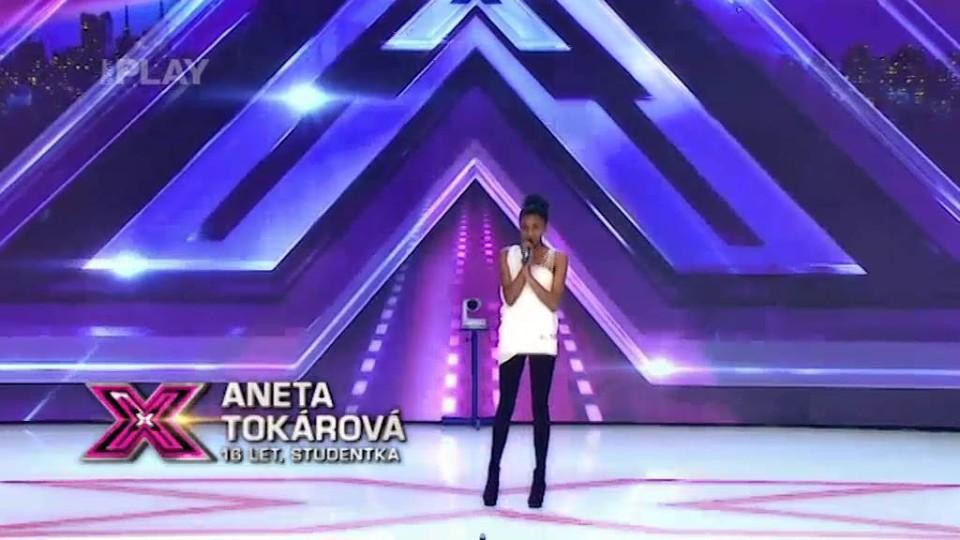 Nejlepší vystoupení (3) - Aneta Tokárová