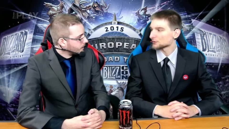 Road to BlizzCon 2015 - Sobota - HearthStone #1