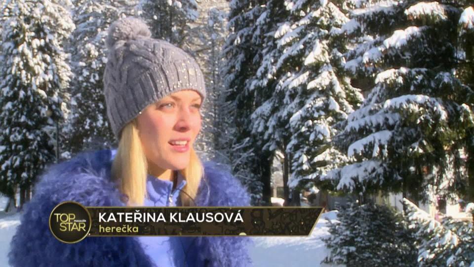 TOP STAR Magazín 2016 (5) - Kateřina Klausová