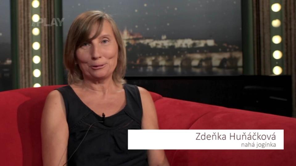 Zdeňka Huňáčková - rozhovor