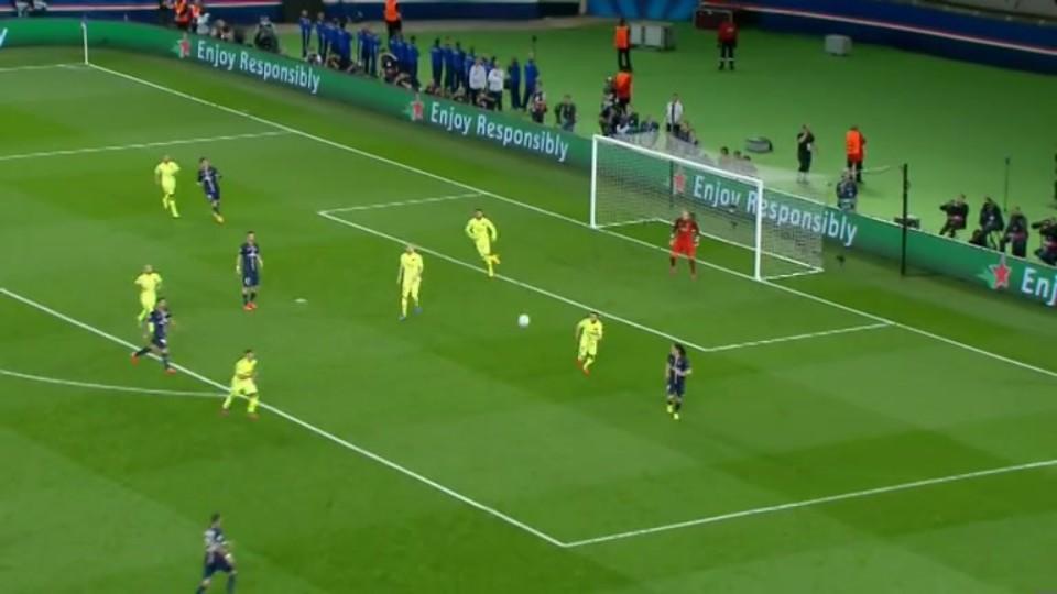 Vlastní gól - Mathieu 82 (15.4.2015)