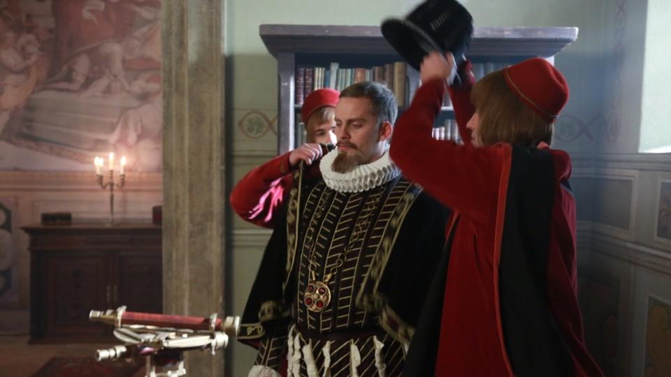 Jakub Prachař jako Rudolf II.