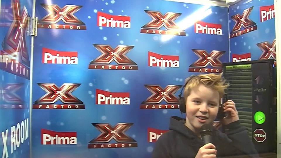 X Factor - Šimon Kytka