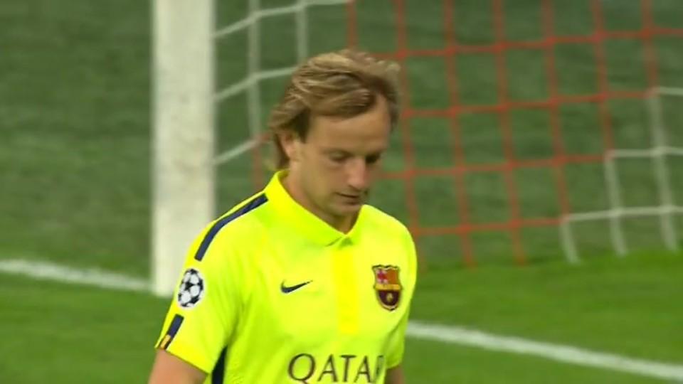 Sestřih zápasu - Bayern v Barcelona (12.5.2015)