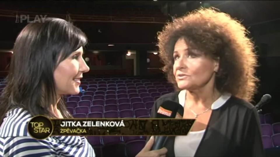 TOP STAR - Jitka Zelenková koncert