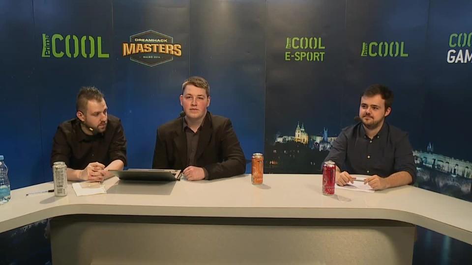 DH Masters: ČT - NaVi vs TyLoo