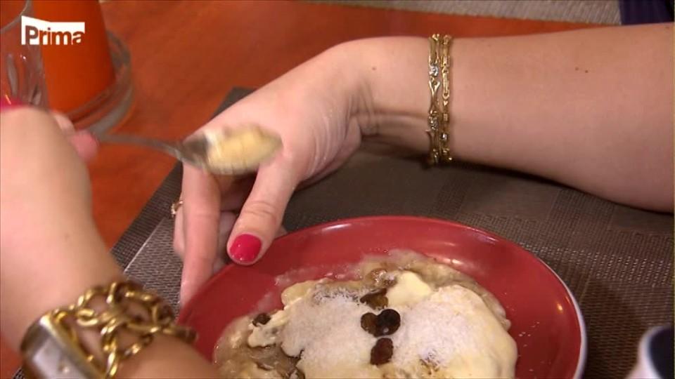 Prostřeno! - Hostitelka své jídlo nejí