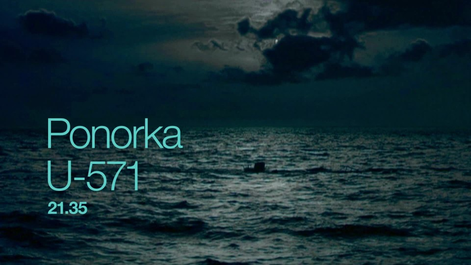 Ponorka U-571 - upoutávka