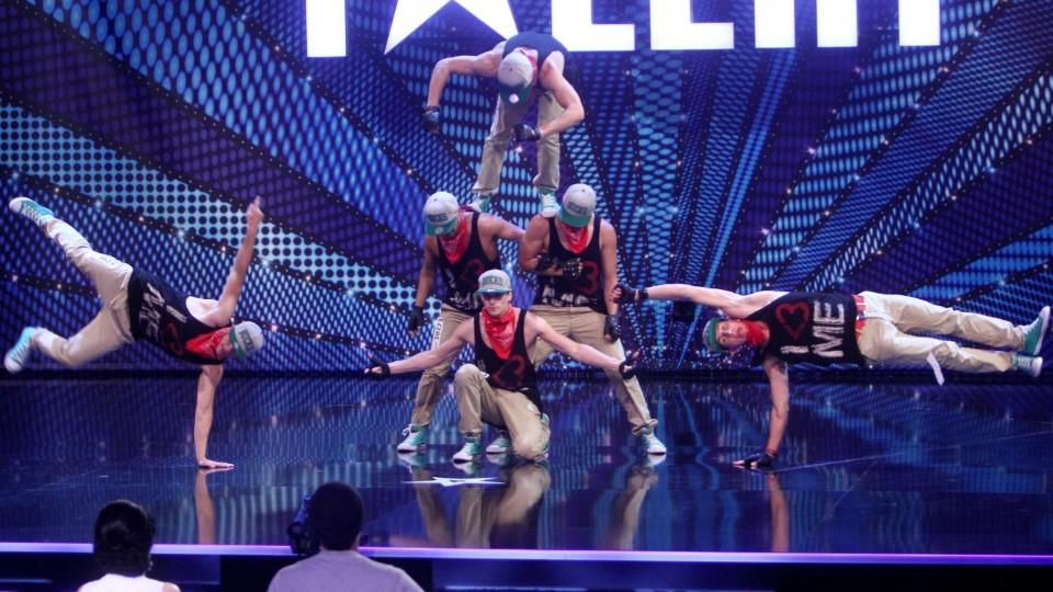 The Boyz - ČSMT finále