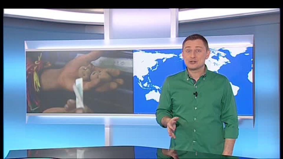 SVĚT: Peruánské brambory