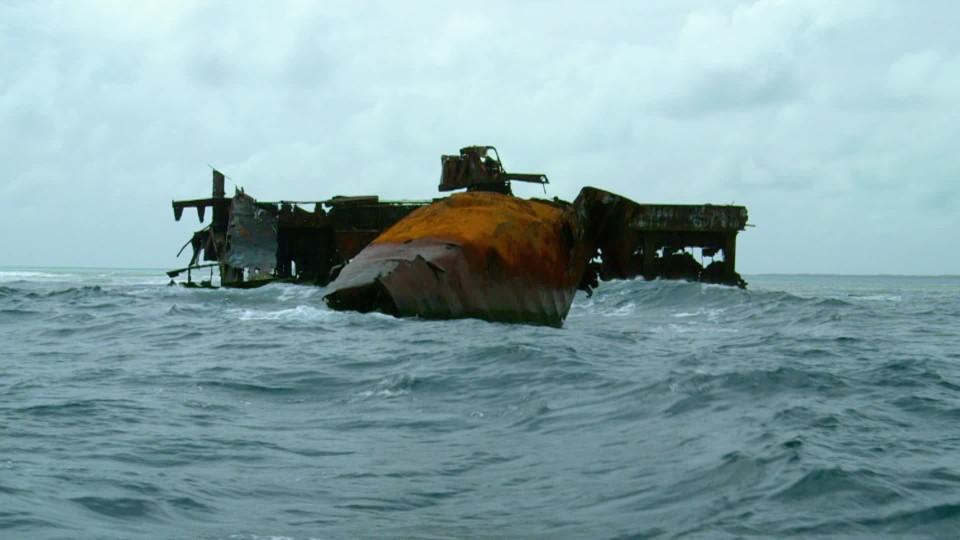 Robson Green: Extrémní rybaření (1)