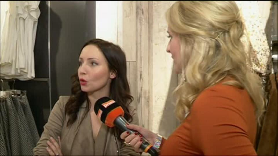 TOP STAR 31.3.2016 - Lukáš Langmajer a Veronika Arichteva