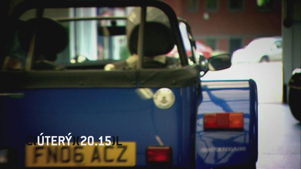 Top Gear speciál: Když se nedaří (7) - upoutávka