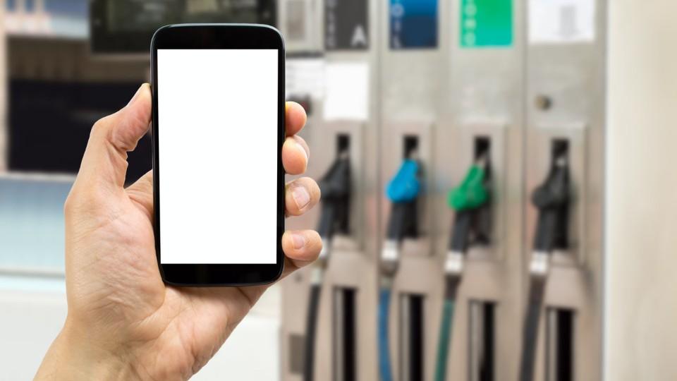 Prima Rádce - Aplikace Ceny pohonných hmot