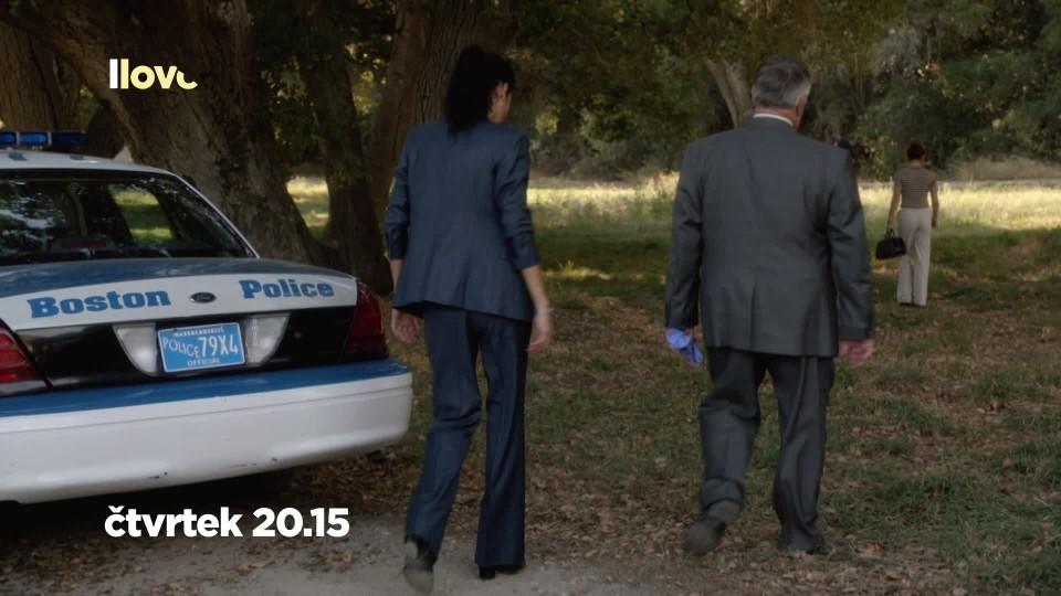 Rizzoli & Isles: Vraždy na pitevně VI (17) - upoutávka