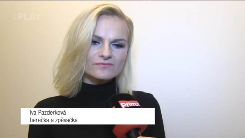 Iva Pazderková - rozhovor