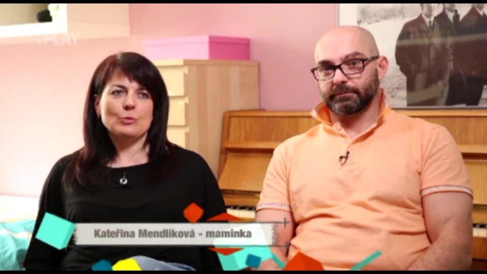 JSSS - extra  6 - Kateřina Mendlíková