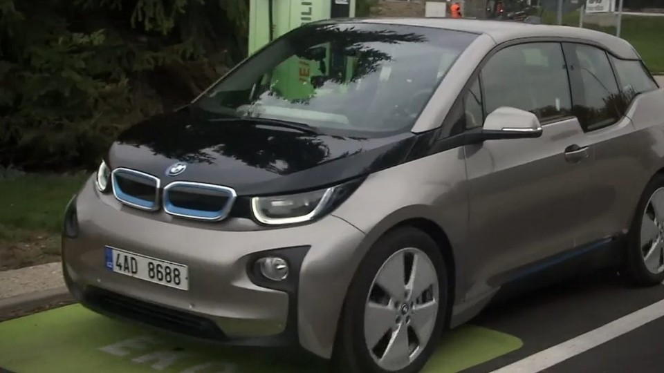 BMW i3 BEV II.