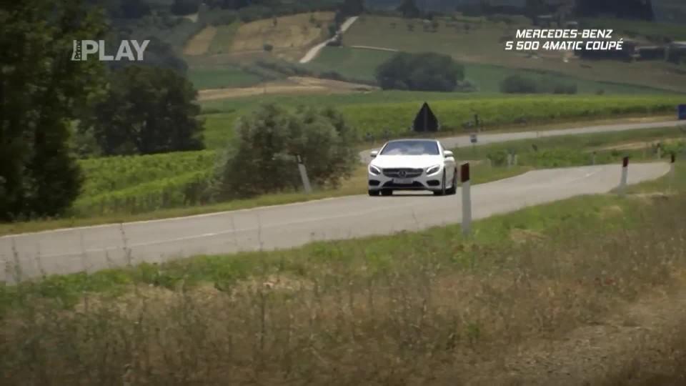 Mercedes-Benz S 500 4Matic Coupé