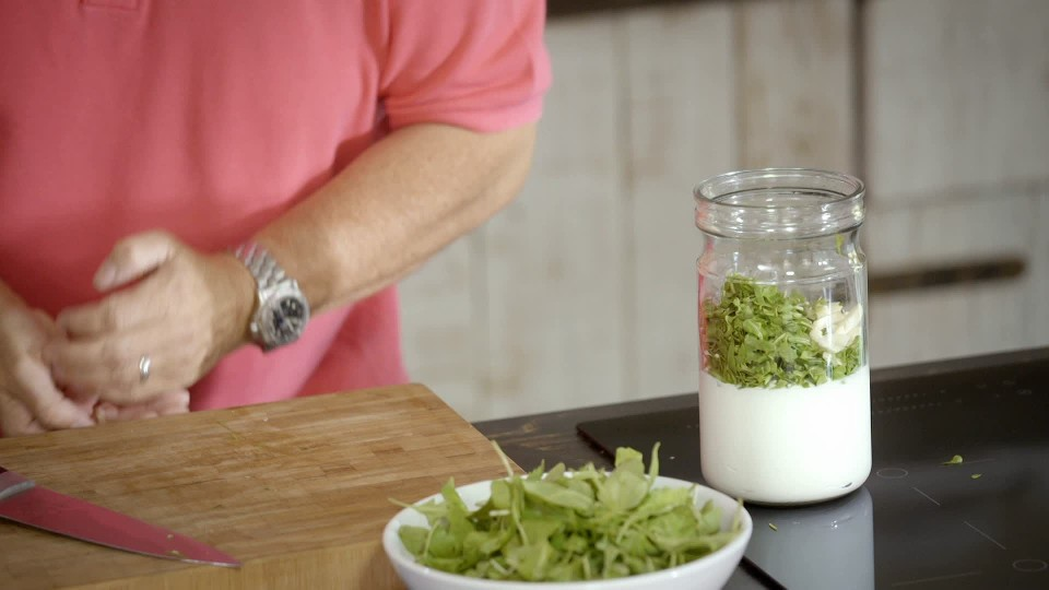 Teď vaří šéf! III (6) - Zeleninové menu
