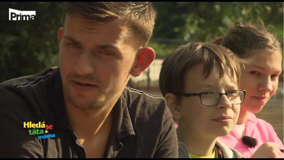 Hledá se táta a máma (9) - Petra má konflikt s Pavlem