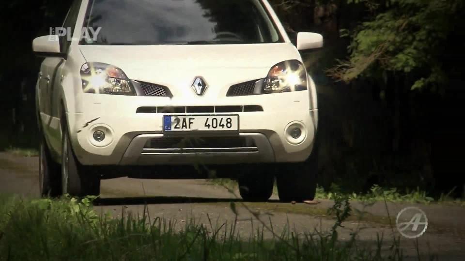 Renault Koleos 2,0 dCi 4x4 Exception