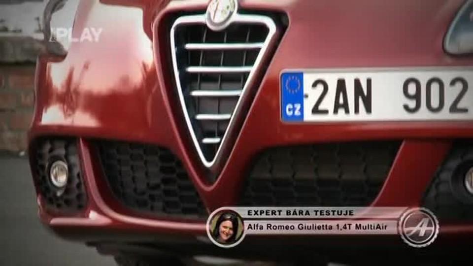 Alfa Romeo Giulietta 1,4T TCT Super