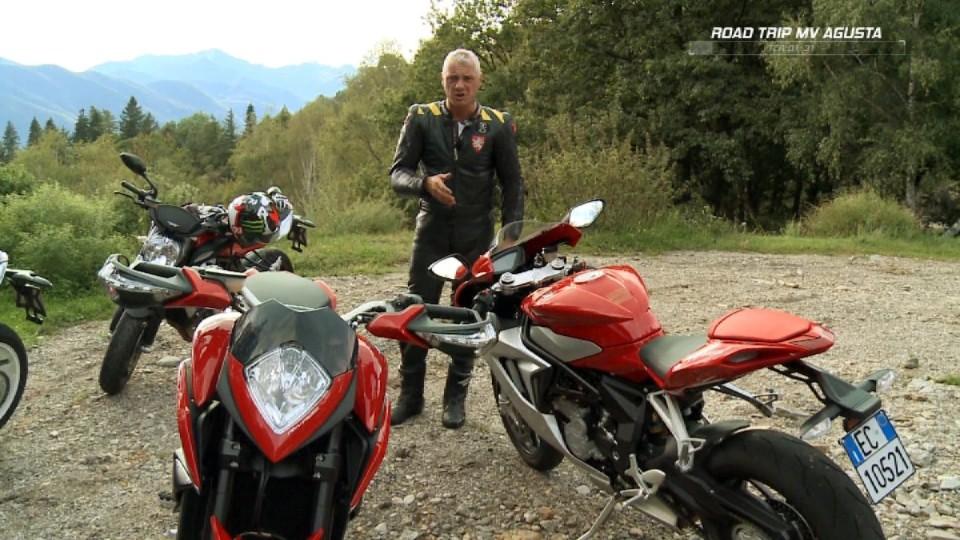 Road trip MV Agusta