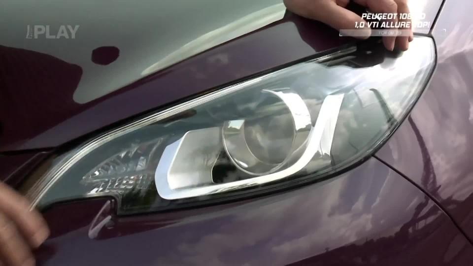 Peugeot 108 5D 1,0 VTi Allure Top!
