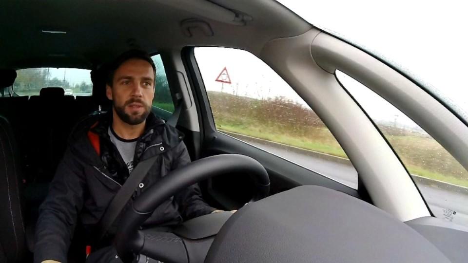 Roman Vojtek + Opel Zafira Tourer CNG