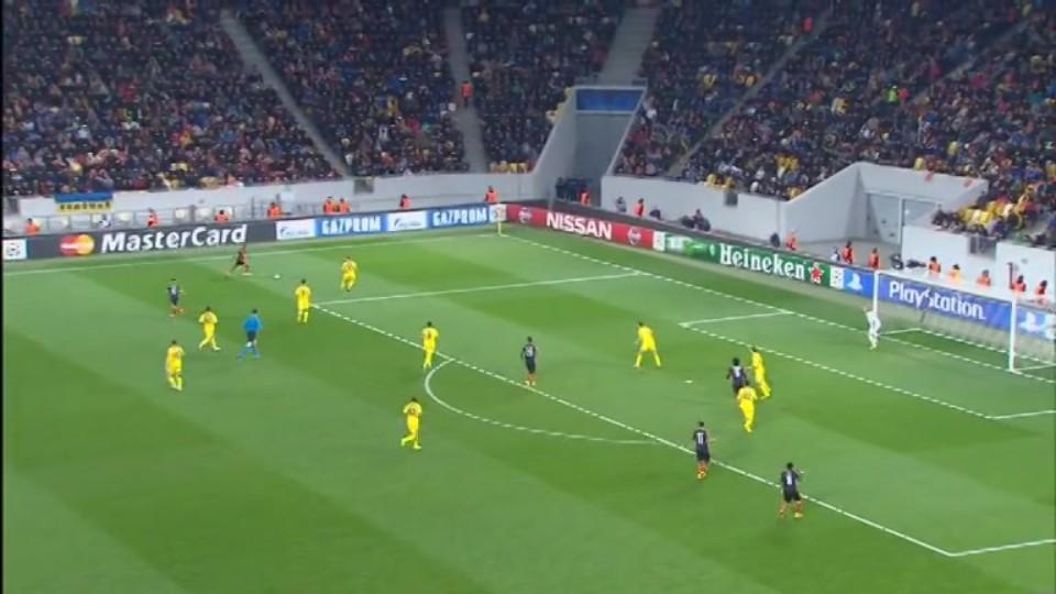 Gól - Luiz Adriano 83 (5.11.2014)