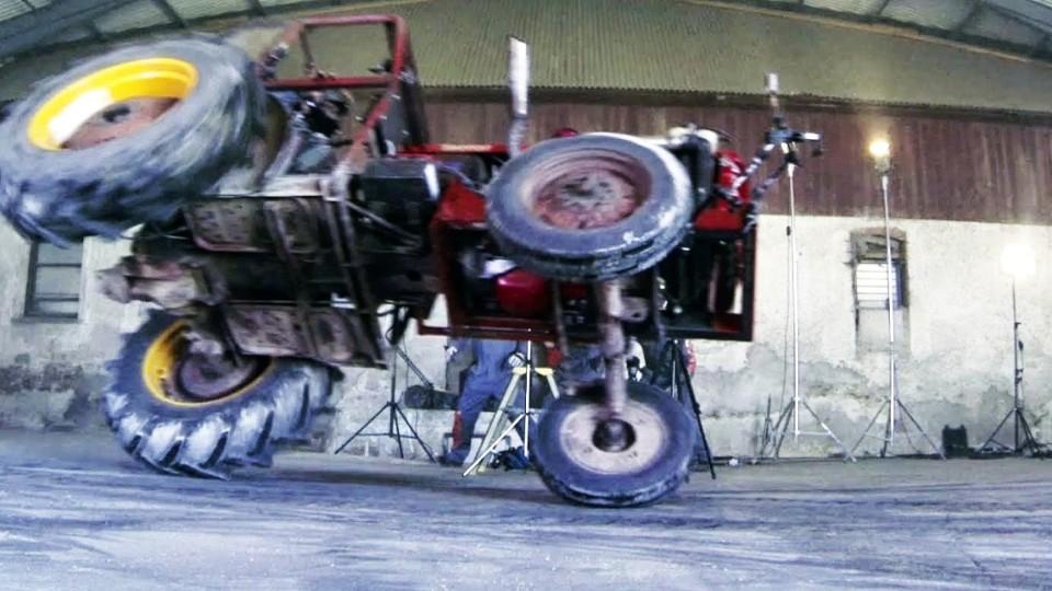 Traktor Terror 1