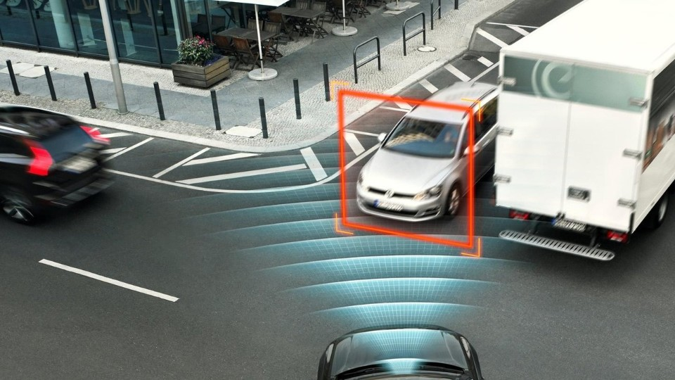 Volvo XC90 - bezpečnostní technologie