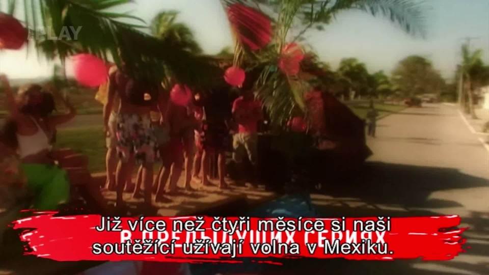 Prázdniny v Mexiku – rekapitulace (1)