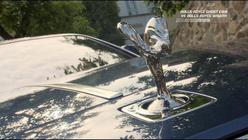 Rolls-Royce Ghost EWB vs. Rolls-Royce Wraith