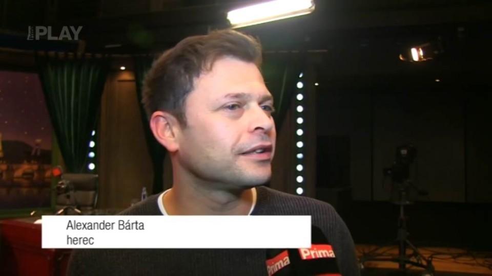 Alexander Bártal - rozhovor před SJK