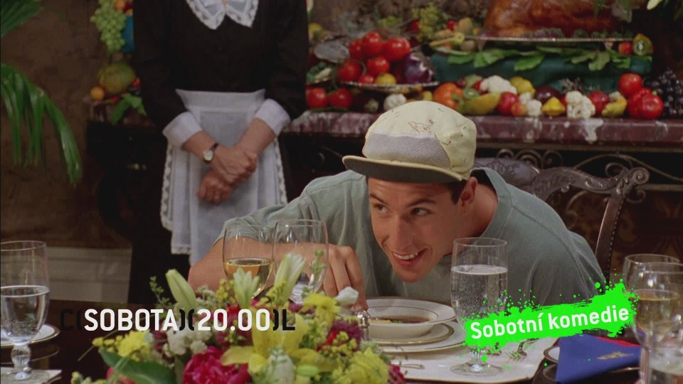 Billy Madison - upoutávka