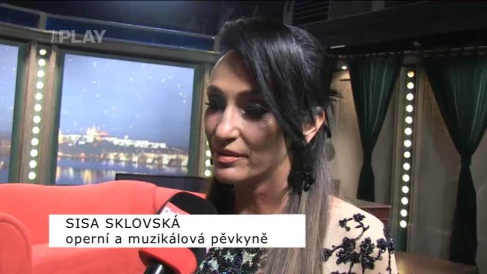 Sisa Sklovská - rozhovor 21.3.2014