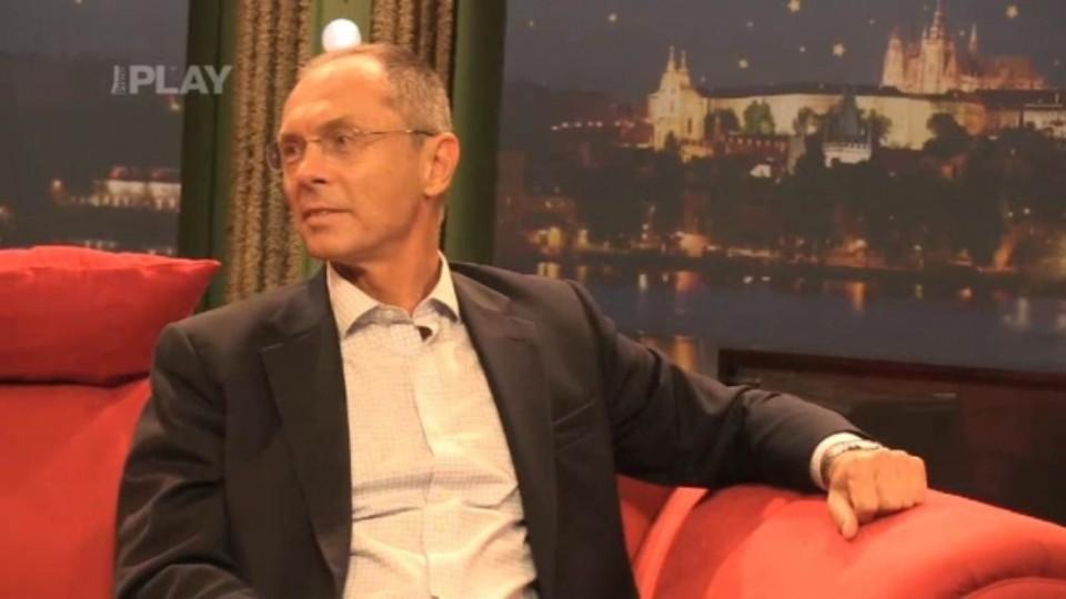 Jan Švejnar - rozhovor 20.9.2013