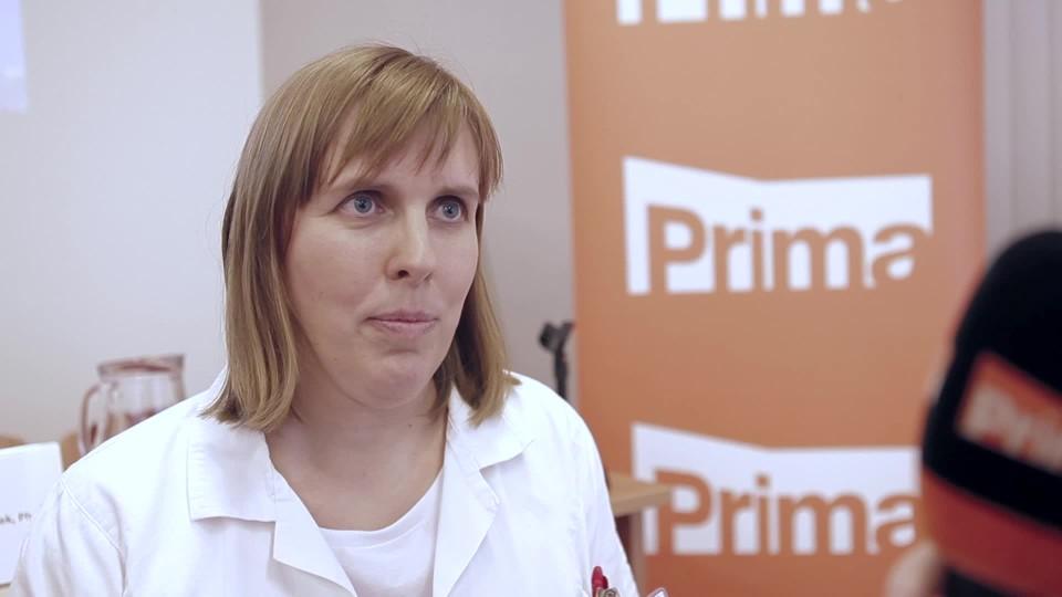 Nemocnice Motol – rozhovor s MUDr. Šrámkovou