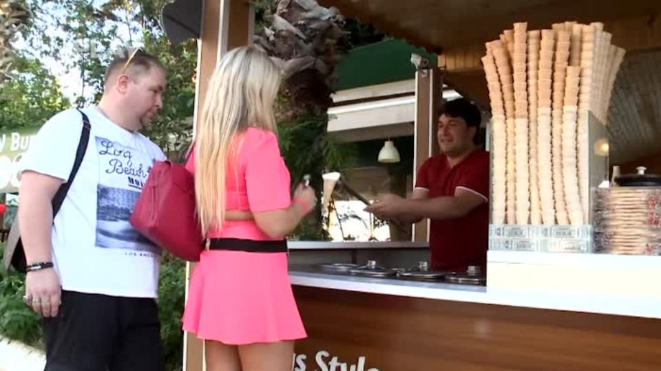 Češi na cestách (4) - Dominika a zmrzlina