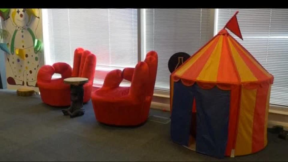 SVĚT: Cirkus v práci