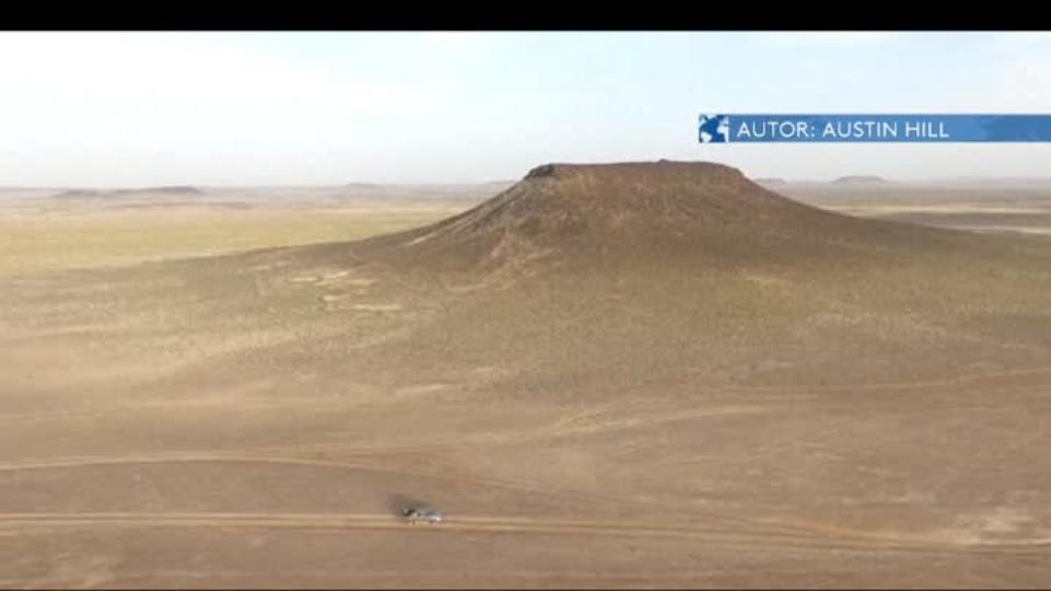 SVĚT: Drony odhalují historii v poušti