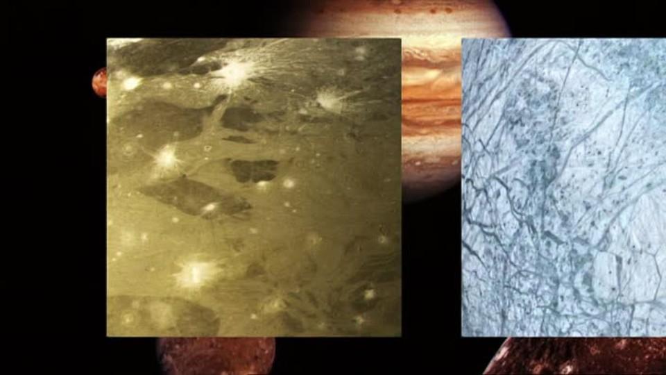 Pohledy z kosmu I