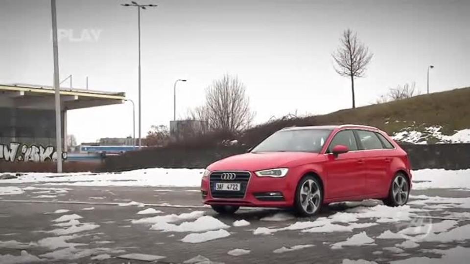 Audi A3 Sportback 2,0 TDI