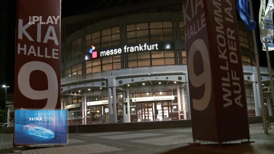 Frankfurt úvod