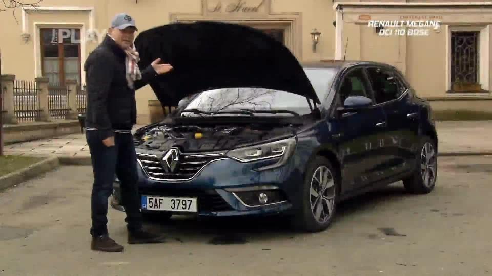 Renault Megane Energy dCi 110 Bose