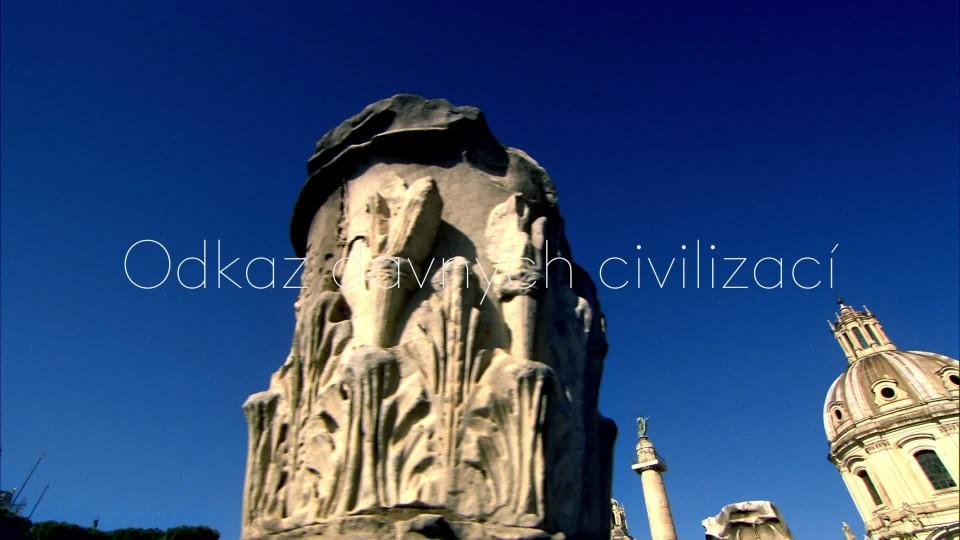 Jak se stavěla starověká města (2) - upoutávka