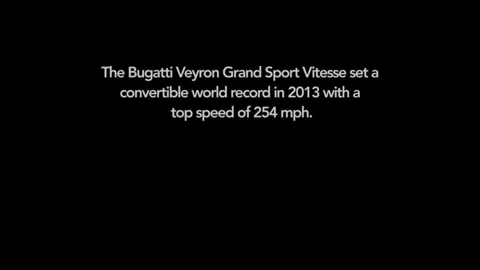 Venom GT je nejrychlejší kabrio světa